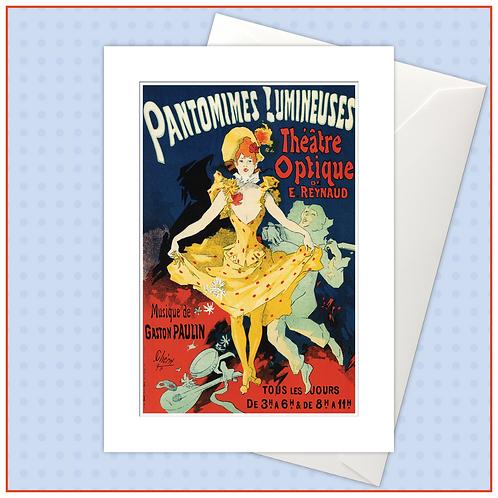 La Belle Époque: Pantomimes Lumineuses