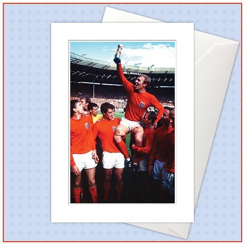 Golden Age Of Football: England 1966