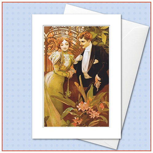 The Mucha Collection: Lefevre Utile