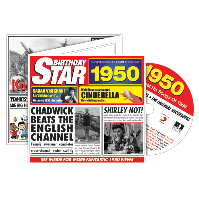 1950-1959 Star CD