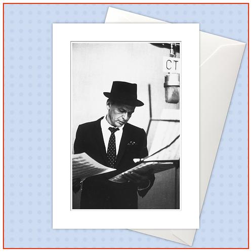 Dezo Hoffman Collection: Frank Sinatra