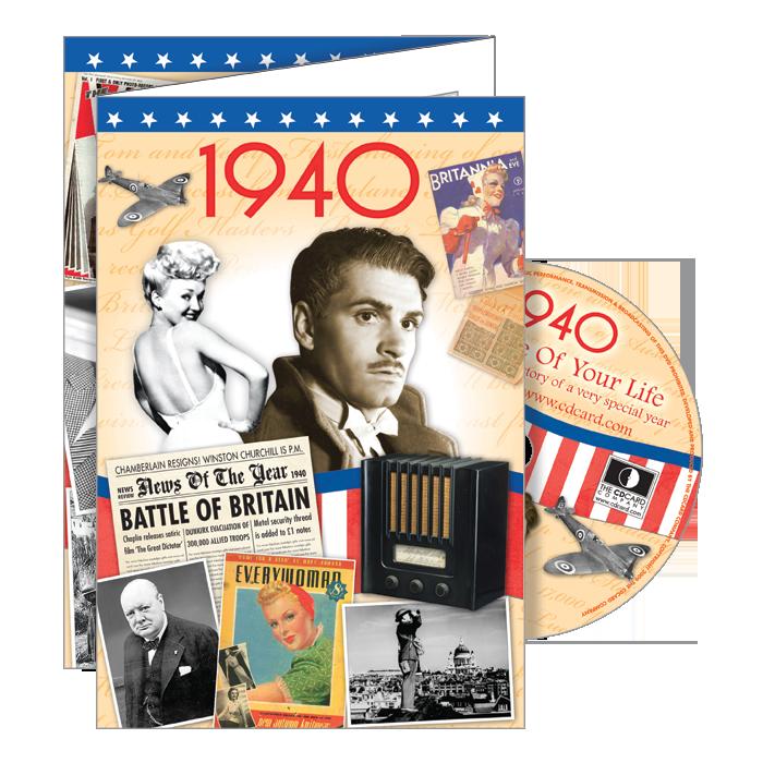 1940-1949 TTOYL DVD
