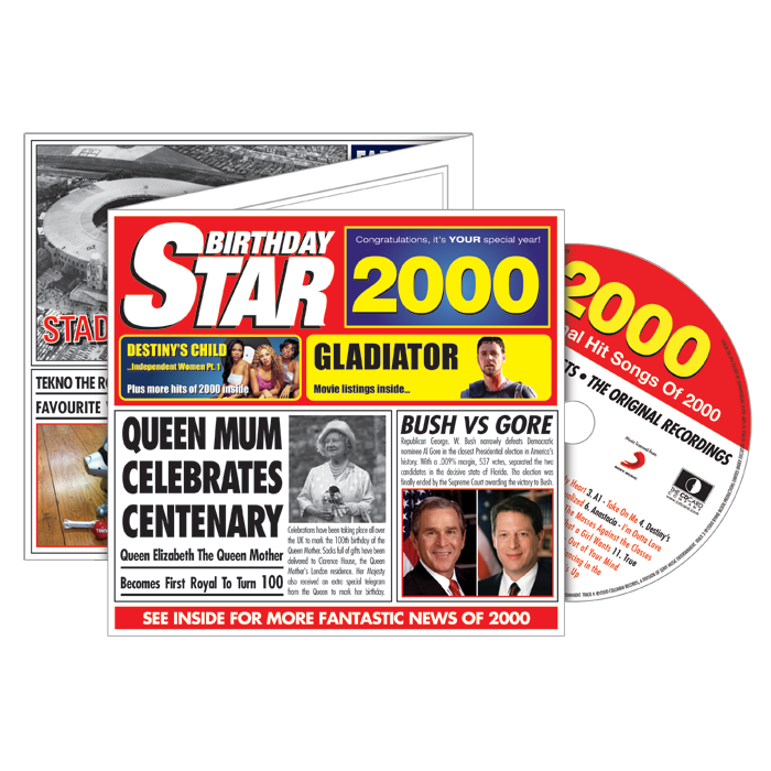 2000-2009 Star CD