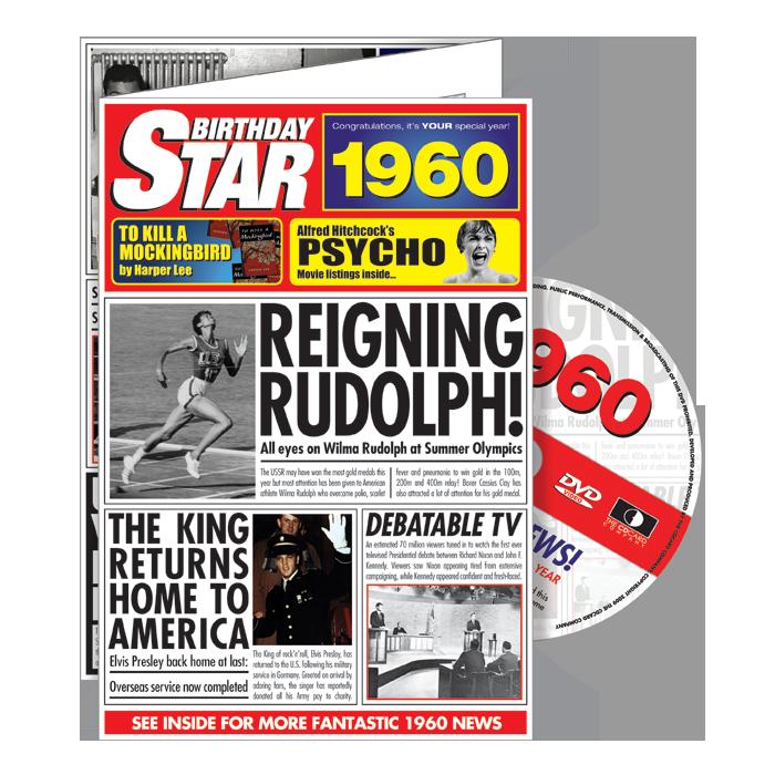 1960-1969 Star DVD