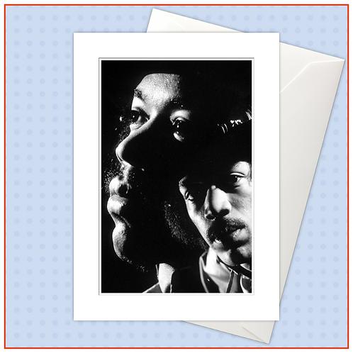 Music Legends Of The '60s: Jimi Hendrix