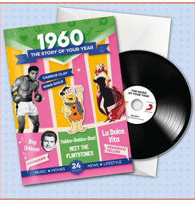 1960-1969 Booklet