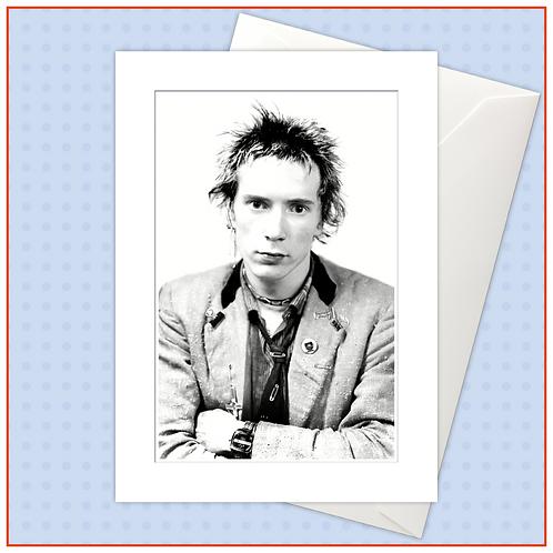 Punk Legends: John Lydon