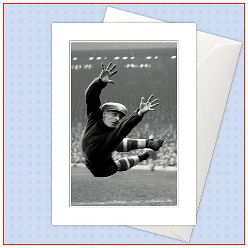 Golden Age Of Football: Russell Crossley
