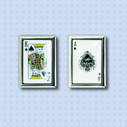 Vintage Games: Ace & King of Spades