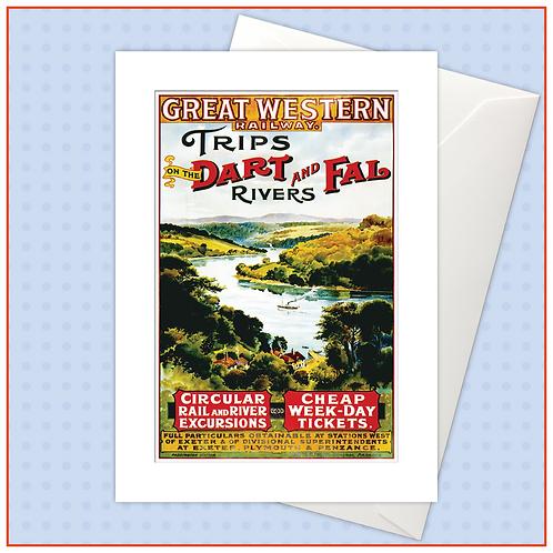 Vintage Railways: Dart And Fal