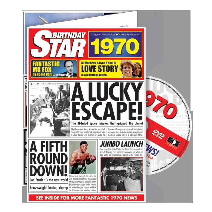 1970-1979 Star DVD