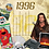 Thumbnail: 1996 Classic Years - Year Of Birth Music Downloads Greeting Card + Retro CD