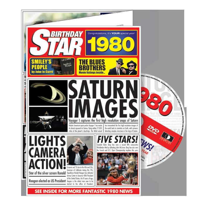 1980-1989 Star DVD