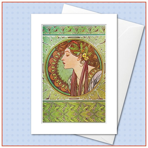The Mucha Collection: Le Laurier
