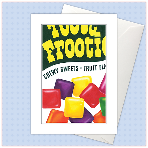 Vintage Sweets: Froot Flavours