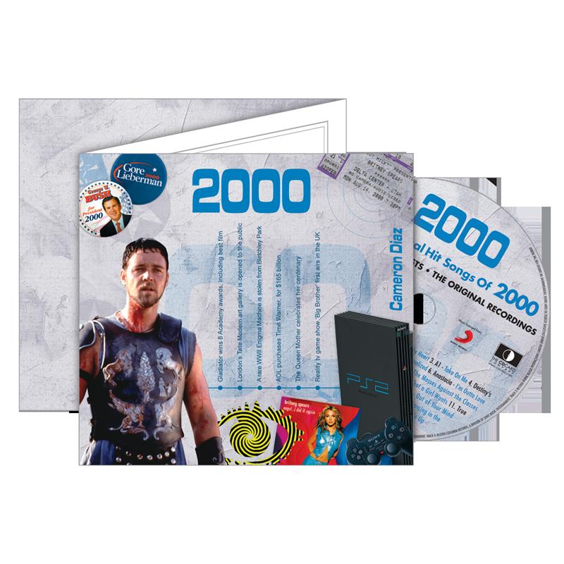 2000-2009 Classic CD