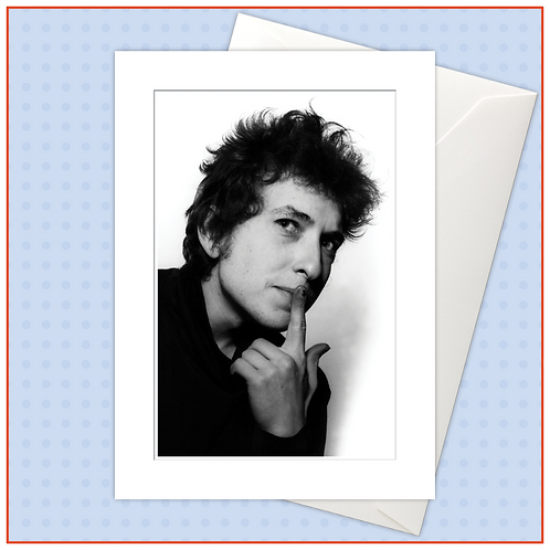 Music Legends Of The '60s: Bob Dylan
