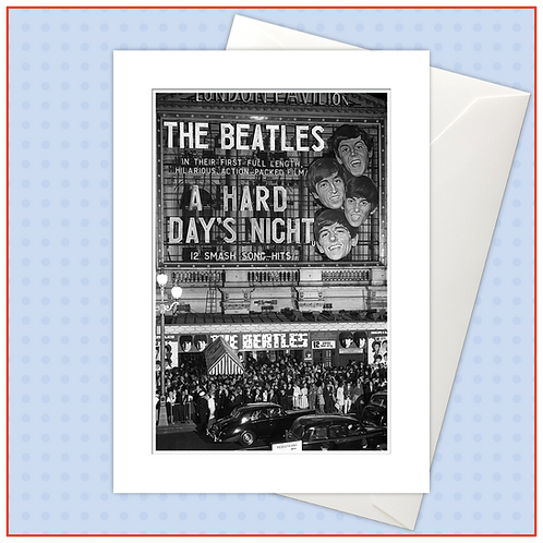 Beatlemania: A Hard Day's Night Premiere