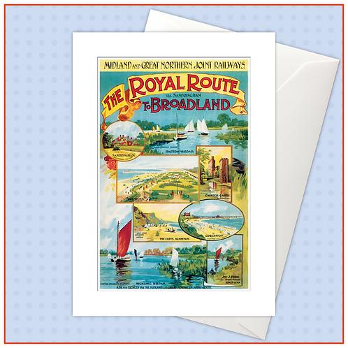 Vintage Railways: Broadland