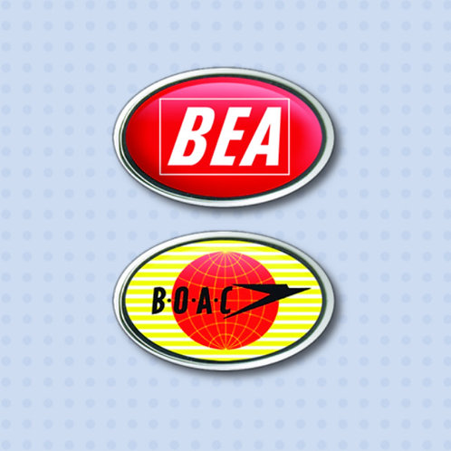 Lost Airlines: BOAC and BEA