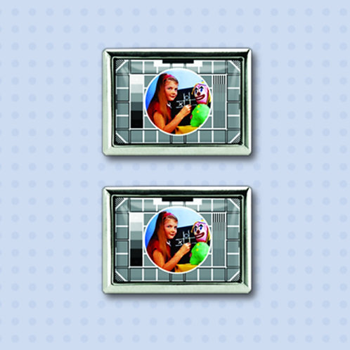 Television: IN COLOUR! TEST CARD