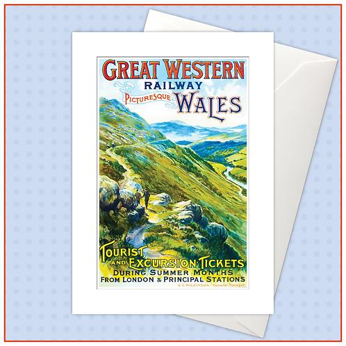 Vintage Railways: Wales