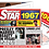 Thumbnail: 1967 Birthday Star Greeting Card with Hit Songs, Download Code and retro CD