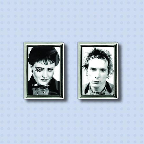 Punk: John Lydon & Sixousie Sioux