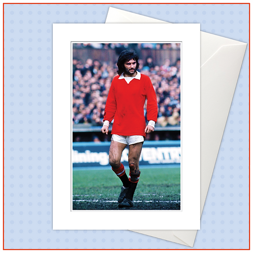 Golden Age Of Football: George Best