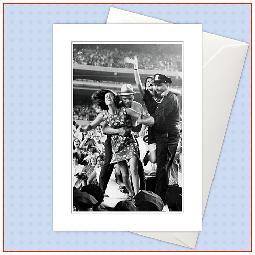 Beatlemania: Fans In Shea Stadium