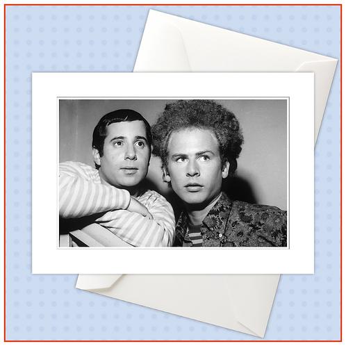 Music Legends Of The '60s: Simon & Garfunkel