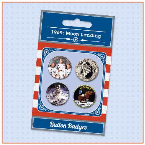1969 : Moon Landing