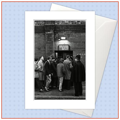 Golden Age Of Football: Entrance A, 3/-