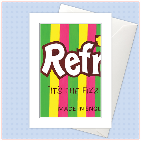 Vintage Sweets: It's The Fizz