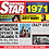 Thumbnail: 1971 Birthday Star Greeting Card with Hit Songs, Download Code and retro CD
