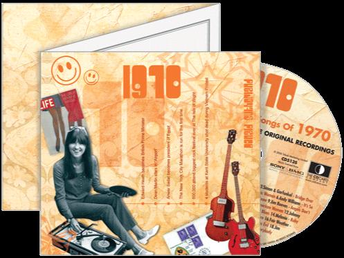 1970-1979 Classic CD
