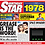 Thumbnail: 1978 Birthday Star Greeting Card with Hit Songs, Download Code and retro CD