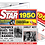 Thumbnail: 1950 Birthday Star Greeting Card with Hit Songs, Download Code and retro CD