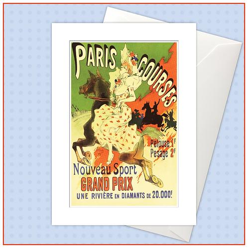 La Belle Époque: Paris Courses