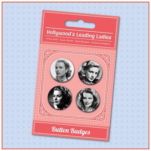 Hollywood's Leading Ladies