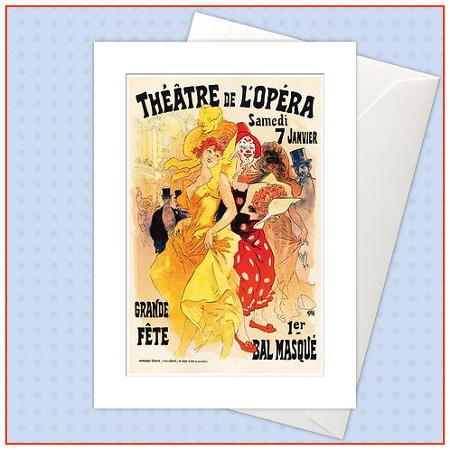 La Belle Époque: Théâtre L'Opéra Grande