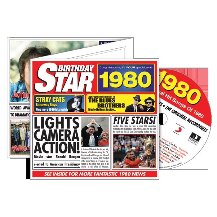 1980-1989 Star CD