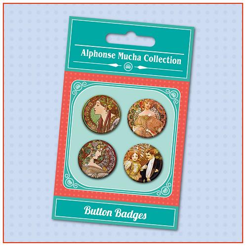 Alphonse Mucha Collection