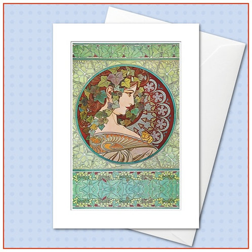 The Mucha Collection: Le Lierre