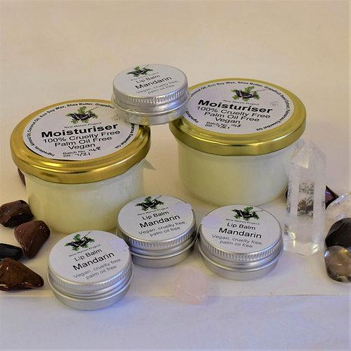 Natural, Organic, Vegan - Moisturiser by Newhaven