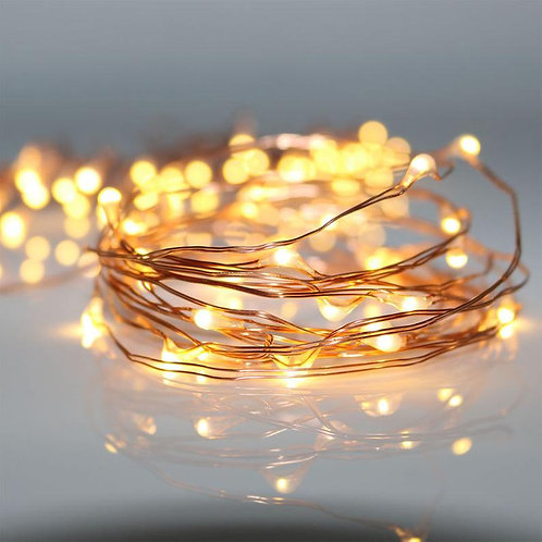 Copper Wire LED String Lights Strip