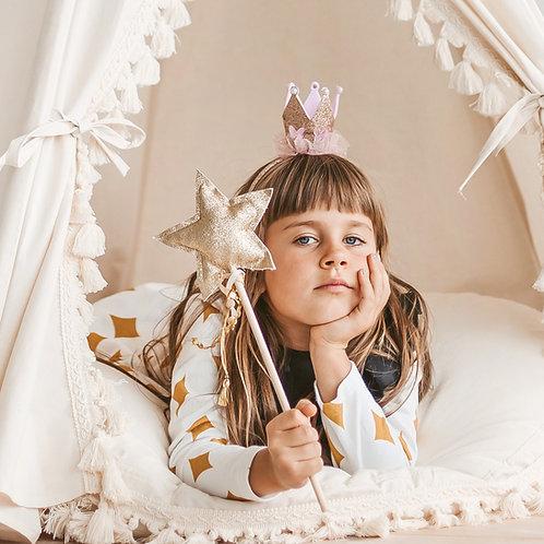 Princess Star Wand for Princess Birthday Party