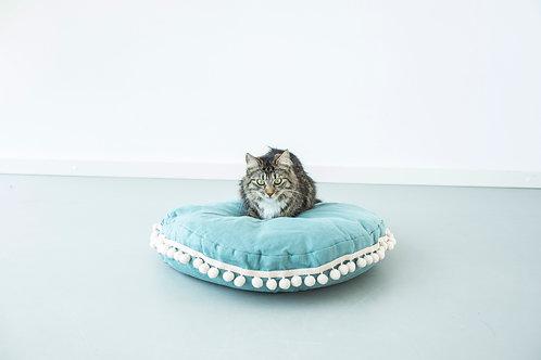 Soft cat cushion