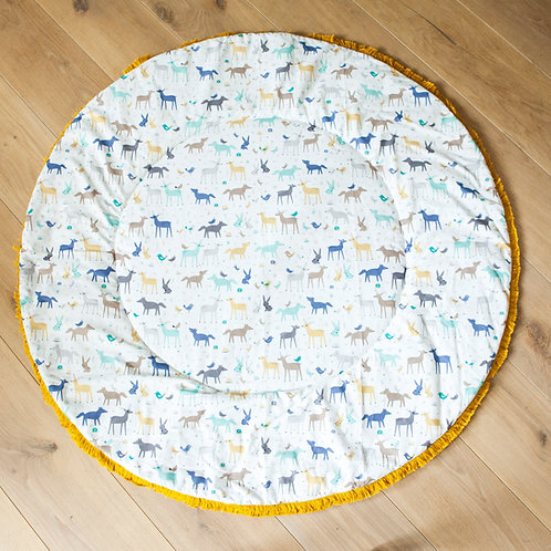 Kids Play Mats, Large Baby Play Mat 43ft, Soft Play Mats, Children Play Mat