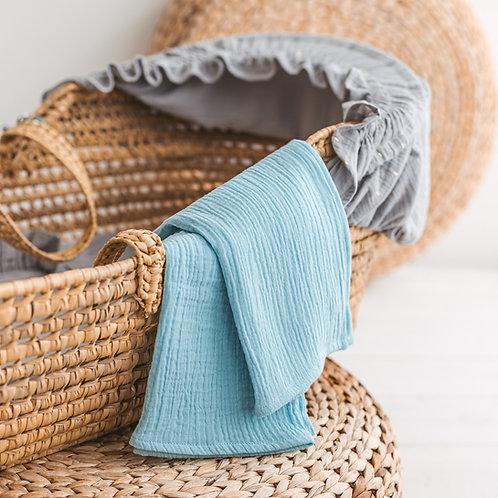 Soft Muslin Cloths for Newborn - New Baby Gift
